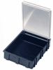 Hinged SMD Conductive Storage Box -- SM0883