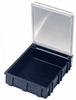 Hinged SMD Conductive Storage Box -- SM0883 - Image