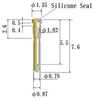 Small Size Socket Pin -- NSVS0040-GG -Image