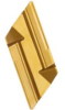 Sandvik Coromant KNMX Carbide Turning Insert, GC2025 Gra… - Image