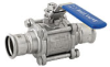 Ball Valves, (Press x Press) - Image