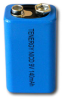 9V NiCd Rechargeable Battery -- 20000