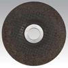 Dynabrade Alumina Zirconia Depressed-Center Wheel - 4 1/2 in Diameter - 7/8 in Center Hole - 79390 -- 616026-79390 - Image