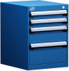 Stationary Compact Cabinet with Partitions -- L3ABG-2405L3 -Image