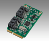 SATA port module, 2-Ch, PCIe I/F -- EMIO-200SA