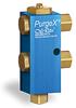 Air Operated PurgeX for Liquid, Viton Seals, 1 Feed -- B3162-301