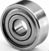 Stainless Steel Radial Ball Bearing -- SS6204 2RS