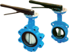 Cast Iron Butterfly Valve -- MY Series