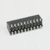Board and Wire Connectors, 1.27 mm (0.050 in.), Minitek127®, Minitek127® Board to Board, Gender=Female -- 20021321-00006T1LF - Image