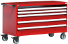 Heavy-Duty Mobile Cabinet -- R5BKG-3016 -- View Larger Image