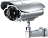 Long Range, Varifocal, High Resolution Bullet Camera