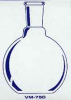 Single Neck Flat Bottom Flasks -- VM750-18