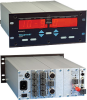 Televac Dual Display, Half-rack, Microprocessor-based Modular Vacuum Gauge -- MM200 - Image