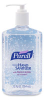 PURELL® Hand Sanitizer - 12oz Pump Bottle -- GJ9659-12