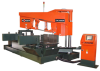20 Job Programmable Double Miter Band Saws -- CNC-800DM
