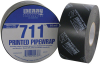 Berry Plastics 711 PVC Utility Pipewrap Tape -- 711