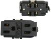 Power Entry Connectors - Inlets, Outlets, Modules -- 740W-E-03-ND -Image