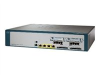Cisco Unified Communications 560 - VoIP gateway -- UC560-BRI-K9