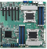 Extended ATX Server Board with Dual Intel® Xeon® Processors E5 and E5 v2 family -- IMB-S90