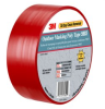 3M™ Outdoor Masking Poly Tape 5903 Red, 50 in x 60 yd, 4 per Case Bulk -- 5903