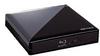 Buffalo MediaStation 6x Portable Blu-ray Writer - Disk drive -- BR-PX68U2/BK