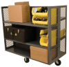 DURHAM Adjustable-Shelf Stock Truck -- 4880200