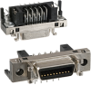 D-Shaped Connectors - Centronics -- H10036-ND