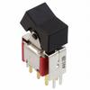 Rocker Switches -- 300DP1J1VS2RE-ND - Image