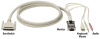 5FT KVM CPU Cable VGA USB With Audio -- EHN485A-0005 -- View Larger Image