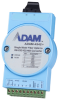 Single-mode Fiber Optic to RS-232/422/485 Converter -- ADAM-4542+ -Image