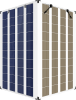 40 Cell Multicrystalline PV Module -- DUOMAX-PEG40.07