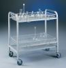 2-Basket Glassware Cart -- 8032500 - Image