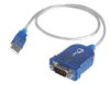 SIIG USB to Serial Adapter Cable - Serial adapter - USB -- JQ1858