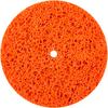 Norton Bear-Tex Blaze Rapid Strip CA Coarse Grit Non-Woven Arbor Hole Disc -- 66261009324 - Image