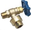 Boiler Drain Shutoff -- HB-1