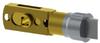 (70 mm) Adjustable Backset Spring Latch -- 3914