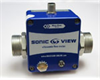 SONIC-VIEW Ultrasonic Flow Meter [5 .. 110 l/min] -- SVM-110