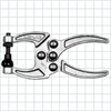 Forged Toggle Pliers -- 50 Series - Image