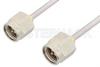 SMA Male to SMA Male Cable 48 Inch Length Using PE-SR405AL Coax -- PE34182-48 -Image