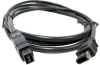 10ft 9-pin to 6-pin IEEE-1394 FireWire(r) 800/400 Cable -- IE9496-10 - Image