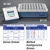 SC181-240 - Environmental Express HotBlock Pro Block, 54 well, 50 mL; 240 VAC -- GO-53201-57