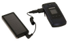JuiceBar Multi-Device Pocket Solar Charger -- PPW-JB01S