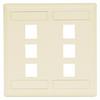 Datacommunication Face Plate -- IFP26LA - Image