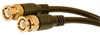 BNC TO BNC RG59 COMPOSITE VIDEO CABLE 6 FT -- 20-612-72 - Image