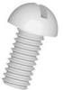 Machine Screws - Round -- SRS1630A