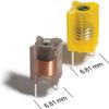 """Unicoil"" 7 mm Tunable RF Inductors -- 146-06J08L -Image"