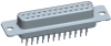Input-Output Connectors, D-Subminiature, D-Sub High Performance, Durability (Mating cycles)=High Perf (//500 Mating Cycles) -- DBP25S365TLF - Image