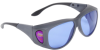 Laser Safety Glasses for Dye -- KXL-8801