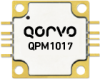 5.7 - 7.0 GHz 100 Watt GaN Power Amplifier Module -- QPM1017 -Image
