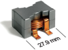 SER2800 Series High Current Shielded Power Inductors -- SER2817H-103 -Image